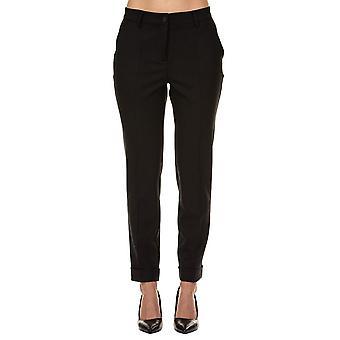 P.a.r.o.s.h. Black Cotton Pants