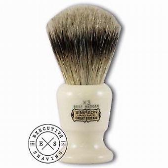 Simpsons Commodore X3 Best Badger Hair Shaving Brush