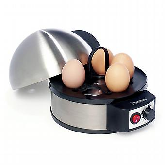 Cook eggs 7 stainless steel units.