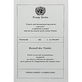 Treaty Series 2854 by United Nations Office of Legal Affairs - 978921