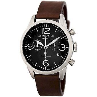 Zeno-watch montre ligne vintage chronograph 4773Q-i1