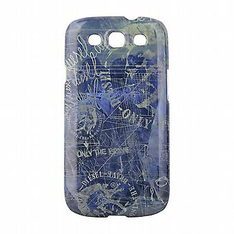 Diesel Cases Cover unisex Blue