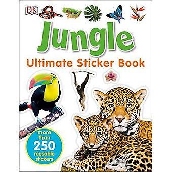 Jungle by DK - 9781465456946 Book