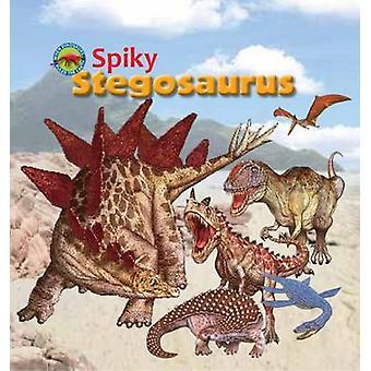 Spiky Stegosaurus by Tortoise Dreaming - Scott Forbes - Tortoise Drea