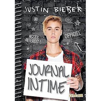 Justin Bieber Secret Journal - 9781910917060 Book