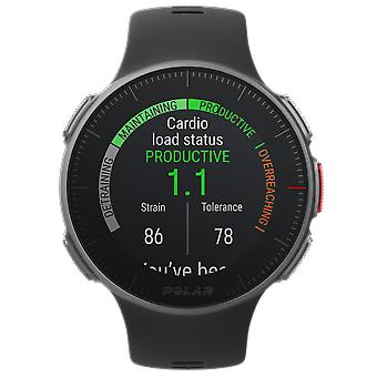 Polar Vantage V Black Fitness With H10 Heart Rate Sensor Smartwatch 90069634 46mm