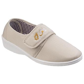 Mirak Womens Boost Touch And Close Canvas Shoe