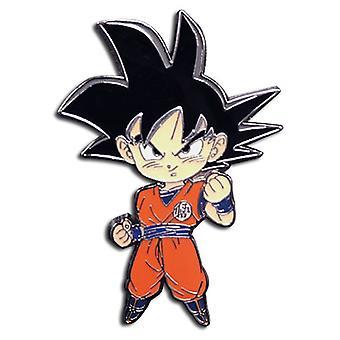 Pin Set - Dragon Ball Super - Goku Nouvelle licence ge50247