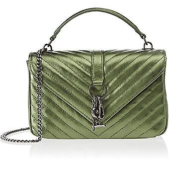 Chicca Bags 1626 Handbag Women Green 24x15x10 cm (W x H x L)