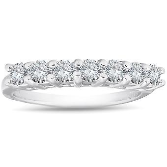 950 Platinum 5/8 Carat Diamond Solitaire Prong naiset ' s häät rengas