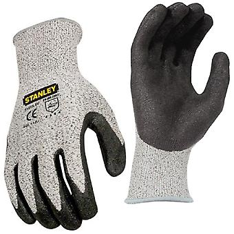 Stanley Mens SY810L Level 5 Cut Resistant Gripper Gloves