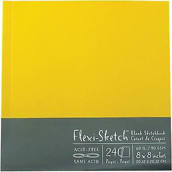 Flexi Sketch Blank Sketchbook 8