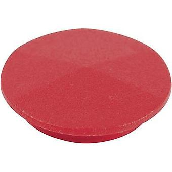 Cover Red Suitable for K12 rotary knob Cliff CL177753 1 pc(s)