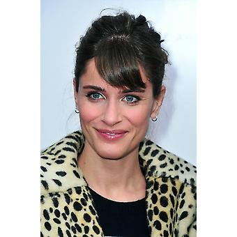 Amanda Peet At Arrivals For Brothers New York Premiere School Of Visual Arts Theater New York Ny November 22 2009 Photo By Gregorio T BinuyaEverett Collection Photo Print