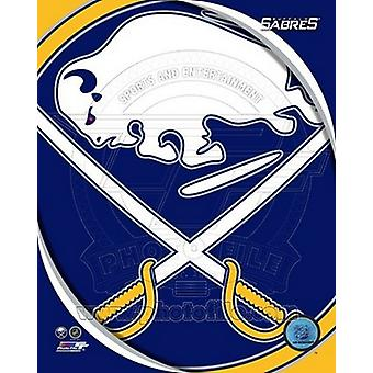 Buffalo Sabres 2011 Team Logo Sports Photo