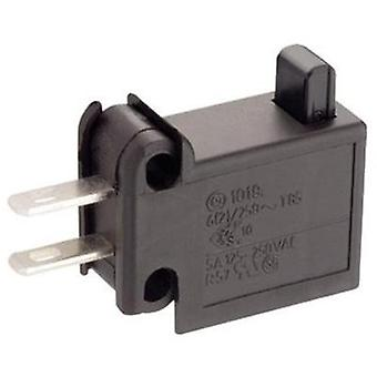 Microswitch 250 Vac 6 A 1 x On/(Off) Marquardt 1019.5601 momentary 1 pc(s)