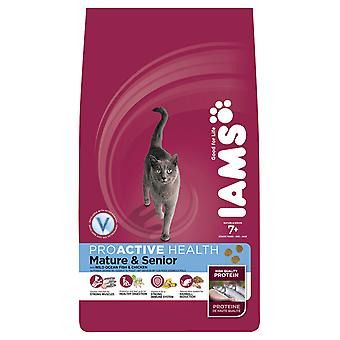 Iams Cat Senior & Mature 7+ Ocean Fish 700g