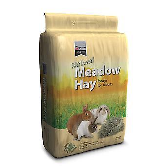 Supreme Natural Meadow Hay 2kg (Pack of 5)