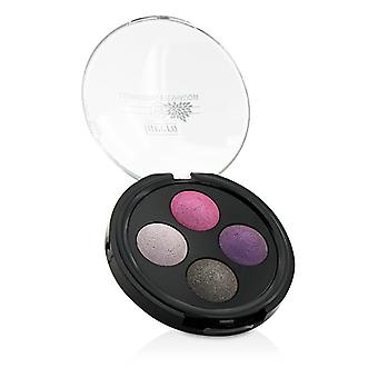 Lavera Eyeshadow Quattro - # 02 Beleuchtung Lavendel Couture