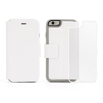 GRIFFIN wallet bag Identity iPhone 6 White/clear