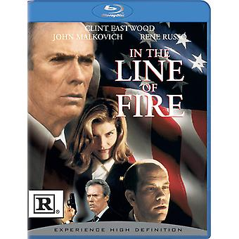 In the Line of Fire [BLU-RAY] USA import