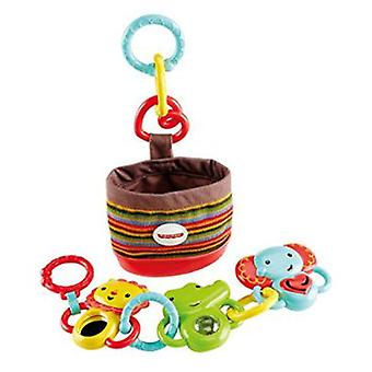 Fisher-Price Activity Trio De Paseo