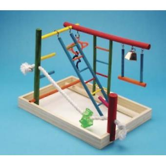 Sandimas Interactive Gym for Birds (Birds , Toys)