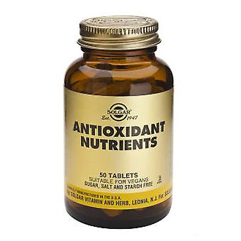 Solgar Antioxidant nutrients 50Tabl. (Diet)