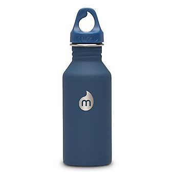 Mizu M4 400ml Stainless Steel Bottle - Blue