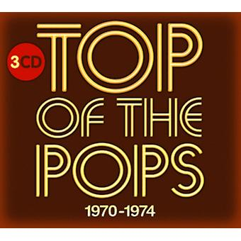 Top Of The Pops 1970-1974 forskjellige artister