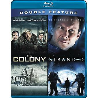 Sci-Fi klassiker Double Feature [BLU-RAY] USA import