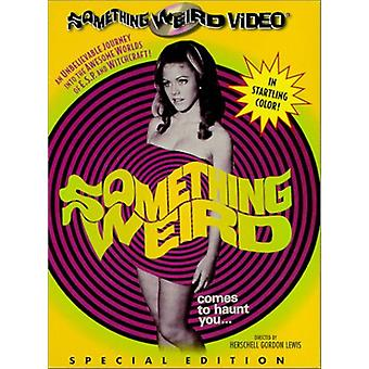 Something Weird [DVD] USA import