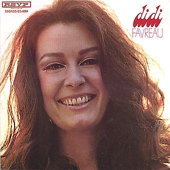 Didi Favreau - importazione USA Rebirth of Wonder [CD]