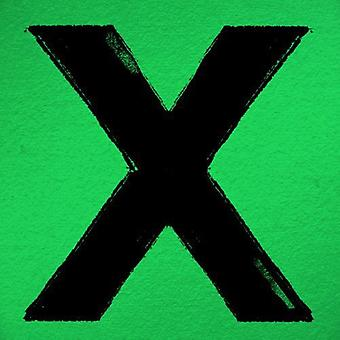 Ed Sheeran - X [Vinyl] USA import
