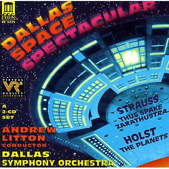 Strauss/Holst - Dallas Space Spectacular [CD] USA import