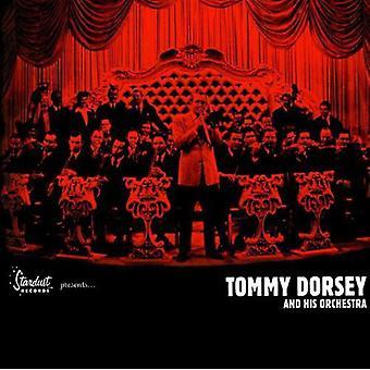 Tommy Dorsey y su orquesta - importación de oro de Estados Unidos Era [CD]