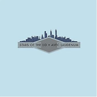 Stjerner af låget - Avec Laudenum [CD] USA importerer