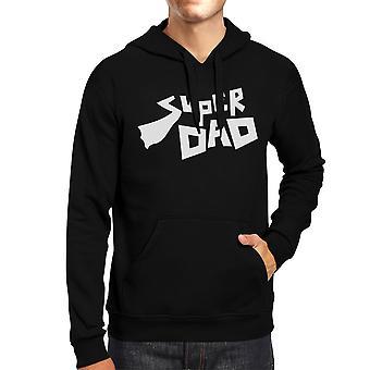 Super Dad Unisex Funny Graphic Hoodie Best Dad Birthday Gift Ideas