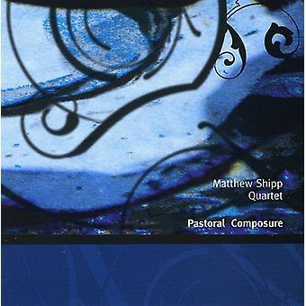 Matthew Shipp Quartet - pastorale fatningen [CD] USA import