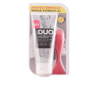 MAN DUO crema depilatoria hidratante 3 minutos