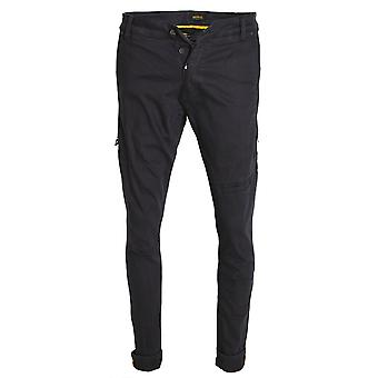883 POLICE Elapse 274 Slim Stretch Jeans Dark Navy Wash