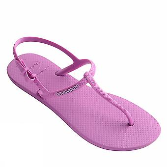 Havaianas Freedom Lilac 4123276 0044 Damen Meer Schuhe