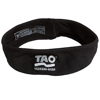 TAO hoved bandet hovedbøjle smal sort - artikel 8258