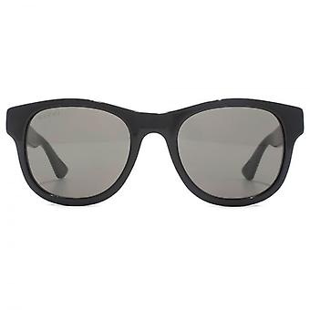 Gucci Urban Wayfarer Sunglasses In Black