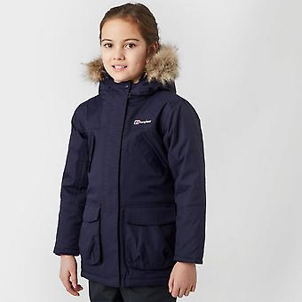 Navy Berghaus Girls' Ancroft Parka