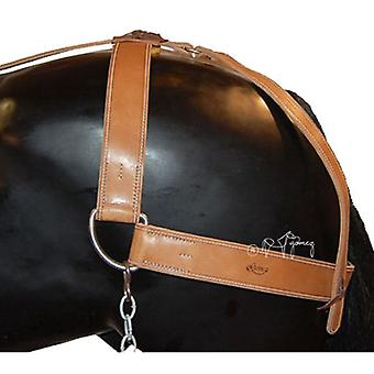 Gómez Double Leather Medium Retranca Avellana