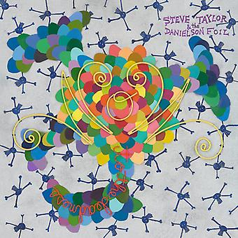 Steve Taylor & the Danielson Foil - Wow to the Deadness [CD] USA import