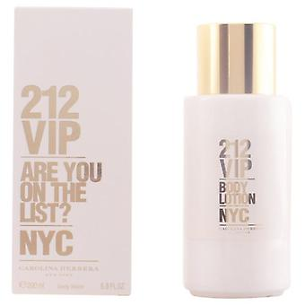 Carolina Herrera 212 Vip bodylotion
