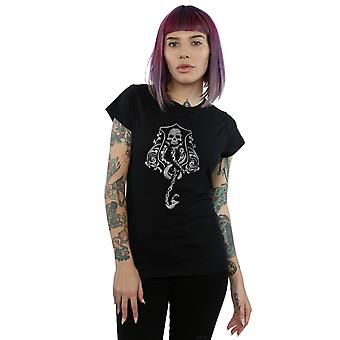 Harry Potter Women's Dark Mark Crest T-Shirt