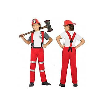 Children's costumes  Fireman carnival costume for children